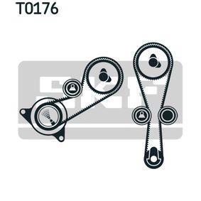 Комплект ангренажен ремък VKMA 07303 SKF