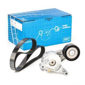 500368902 für RENAULT, FIAT, IVECO, Keilrippenriemensatz SKF (VKMA 31022) Online-Shop