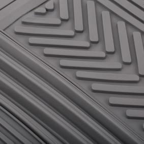 AH008TS Ensemble de tapis de sol de POLGUM pièces détaillées de qualité