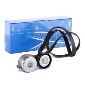PANDA (169) SKF V-ribbed belt kit VKMA 32040