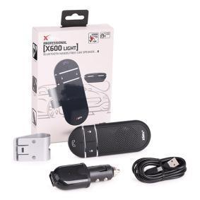 Ακουστικά κεφαλής με λειτουργία Bluetooth για αυτοκίνητα της XBLITZ: παραγγείλτε ηλεκτρονικά