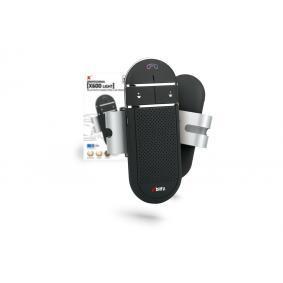 XBLITZ X600 Light Ακουστικά κεφαλής με λειτουργία Bluetooth