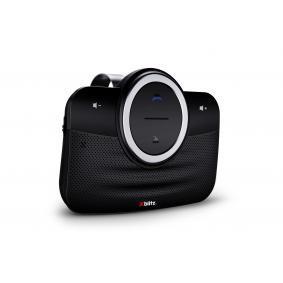 XBLITZ Bluetooth jeladó garnitúra gépkocsikhoz: rendeljen online