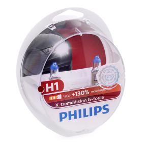 5016710 für FORD, Glühlampe, Fernscheinwerfer PHILIPS (12258XVGS2) Online-Shop