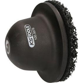 100.5075 Reinigungsscheibe, Reinigungsset-Radnabe von KS TOOLS Qualitäts Werkzeuge