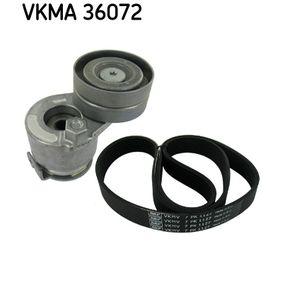 SKF Rippenriemen (VKMA 36072)