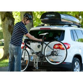 481000 Bicycle Holder, rear rack for vehicles