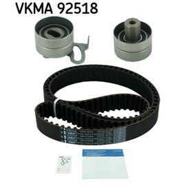 SKF Zahnriemensatz VKMA 92518