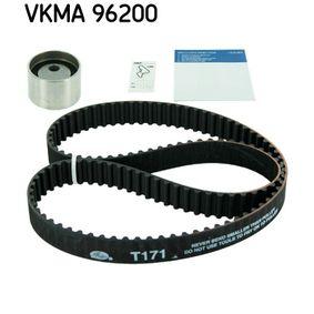 Zahnriemensatz SKF Art.No - VKMA 96200 OEM: 1276153B00 für TOYOTA, SUZUKI, SUBARU, DAIHATSU, BEDFORD kaufen
