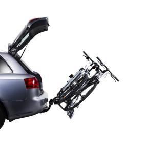 Fietsenrek, draagrek achter voor auto van THULE: voordelig geprijsd