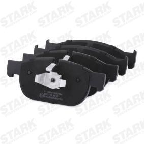 STARK SKBP-0011918 Bremsbelagsatz, Scheibenbremse OEM - 31665288 VOLVO, SATURN, VOLVO ASIA günstig