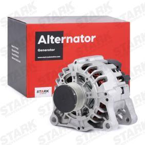 9649611280 für RENAULT, FIAT, PEUGEOT, CITROЁN, ALFA ROMEO, Generator STARK (SKGN-0320266) Online-Shop