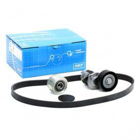 Keilrippenriemensatz SKF Art.No - VKMAF 31098 OEM: 038903119A für VW, AUDI, SKODA, SEAT, PORSCHE kaufen