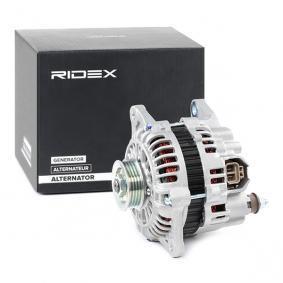 323 P V (BA) RIDEX Startergenerator 4G0279