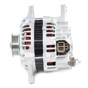 RIDEX MAZDA 323 Lichtmaschine (4G0279)