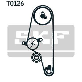 VW POLO 1.4 60 CV anno di produzione 10.1999 - Pompa Acqua + Kit Cinghia Distribuzione (VKMC 01107) SKF Negozio su web