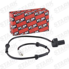 CLIO II (BB0/1/2_, CB0/1/2_) STARK Sensor Raddrehzahl SKWSS-0350677