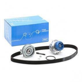 Wasserpumpe + Zahnriemensatz SKF Art.No - VKMC 01113-2 OEM: 06A121012G für VW, AUDI, SKODA, SEAT, PORSCHE kaufen