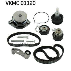 Wasserpumpe + Zahnriemensatz SKF Art.No - VKMC 01120 OEM: 036109181A für VW, AUDI, SKODA, SEAT, PORSCHE kaufen