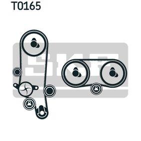 SKF Wasserpumpe + Zahnriemensatz 036109181A für VW, AUDI, SKODA, SEAT, PORSCHE bestellen