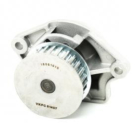SKF Wasserpumpe + Zahnriemensatz VKMC 01121-1