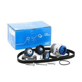 Wasserpumpe + Zahnriemensatz SKF Art.No - VKMC 01121-2 OEM: 036109181A für VW, AUDI, SKODA, SEAT, PORSCHE kaufen