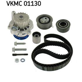 Wasserpumpe + Zahnriemensatz SKF Art.No - VKMC 01130 OEM: 038109243F für VW, AUDI, SKODA, SEAT kaufen