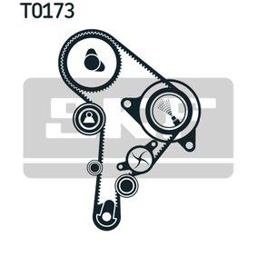 SKF Wasserpumpe + Zahnriemensatz 038109243F für VW, AUDI, SKODA, SEAT bestellen