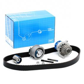 Wasserpumpe + Zahnriemensatz SKF Art.No - VKMC 01250-3 OEM: 038109119L für VW, AUDI, SKODA, SEAT kaufen