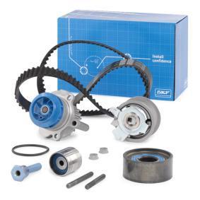 03L121011G für VW, AUDI, SKODA, SEAT, CUPRA, Wasserpumpe + Zahnriemensatz SKF (VKMC 01259-1) Online-Shop