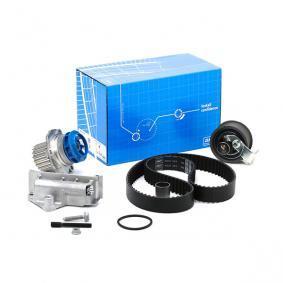 SKF Wasserpumpe + Zahnriemensatz (VKMC 01942) niedriger Preis