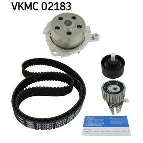 Wasserpumpe + Zahnriemensatz SKF Art.No - VKMC 02183 OEM: 60674890 für FIAT, ALFA ROMEO, LANCIA kaufen