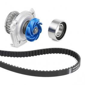 SKF Water pump + timing belt kit VKMC 02203