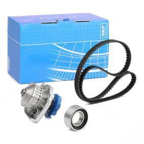 SKF Water pump + timing belt kit (VKMC 02203)