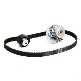 Timing belt kit VKMC 02204-2 SKF
