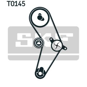 Water pump + timing belt kit (VKMC 02204-2) producer SKF for FIAT PUNTO (188) year of manufacture 09/1999, 80 HP Online Shop