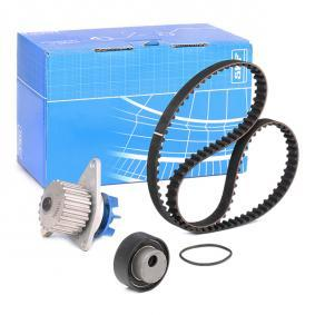 SKF Wasserpumpe + Zahnriemensatz (VKMC 03110-1) niedriger Preis