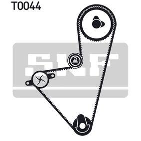 SKF Wasserpumpe + Zahnriemensatz VKMC 03110-1
