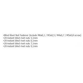 FORCE Cęgi do nitów jednostronnie zamykanych 5861 sklep online
