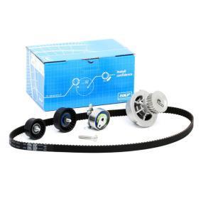 Wasserpumpe + Zahnriemensatz SKF Art.No - VKMC 05156-1 OEM: R1160030 für OPEL, CHEVROLET, ALFA ROMEO, VAUXHALL kaufen