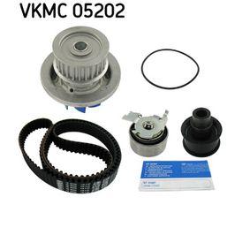 SKF Водна помпа + ангренажен комплект VKMC 05202
