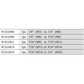FORCE Kit de extractores de pernos 63005 tienda online