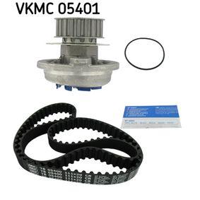 SKF Водна помпа + ангренажен комплект VKMC 05401