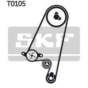 Комплект зъбен ремък VKMC 05402 SKF