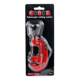 65601 Cortadora de tubos de FORCE herramientas de calidad