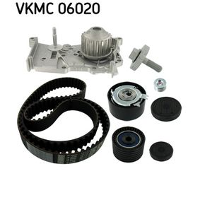 SKF Wasserpumpe + Zahnriemensatz VKMC 06020