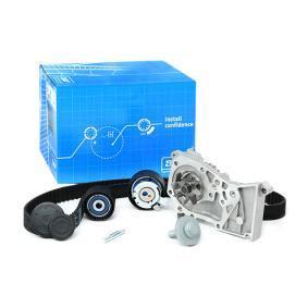 Wasserpumpe + Zahnriemensatz SKF Art.No - VKMC 06021 OEM: 2101000QAA für RENAULT, NISSAN kaufen