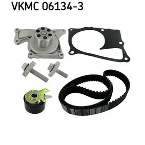 Beliebte Zahnriemenkit SKF VKMC 06134-3 für RENAULT TWINGO 1.5 dCi 75 75 PS