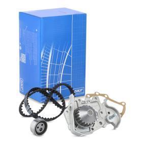 Wasserpumpe + Zahnriemensatz SKF Art.No - VKMC 06415 OEM: 1307700QAD für RENAULT, NISSAN, SUZUKI kaufen