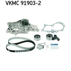 Wasserpumpe + Zahnriemensatz SKF Art.No - VKMC 91903-2 kaufen
